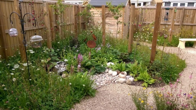 Wildlife friendly gardens